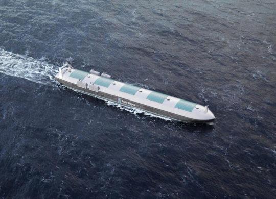 navire autonome rolls-royce
