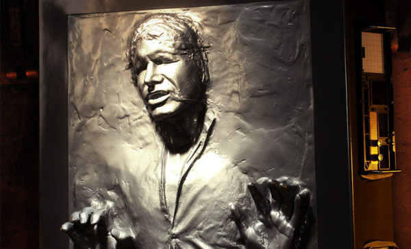Star Wars Han Solo In Carbonite Life Size Figure Feature 400304 1 600x363
