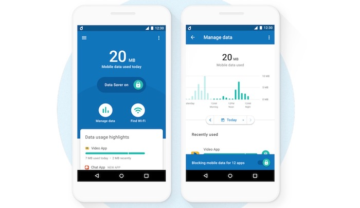 Datally Application Android