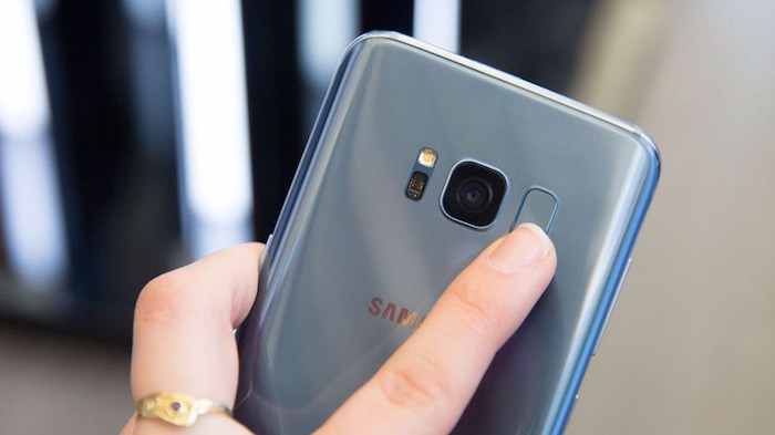 Galaxy S8 Capteur Empreintes