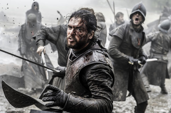 Game Of Thrones Jon Snow 600x399