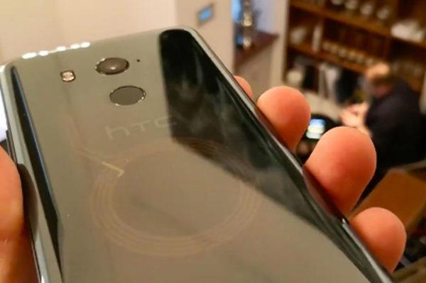 HTC U11 Plus Translucide 600x399