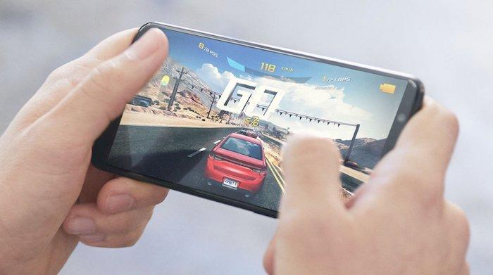 OnePlus 5T Avant Officiel Jeu