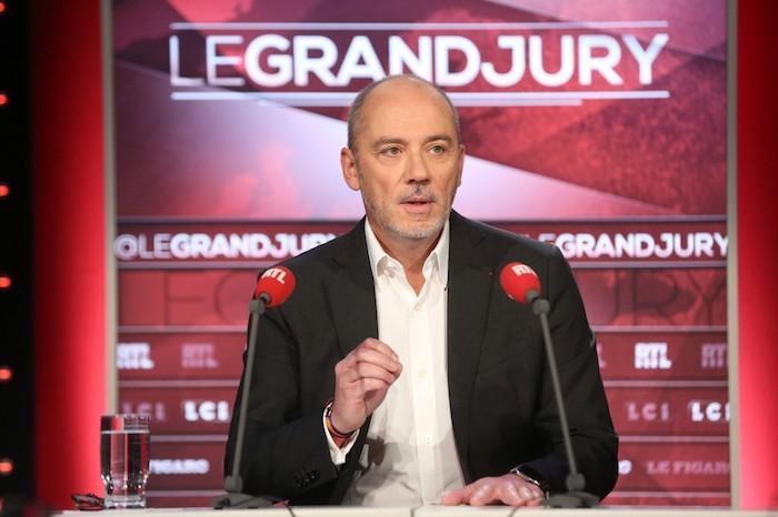 Stephane Richard Le Grand Jury