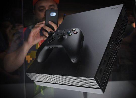 Xbox One X Et Manette