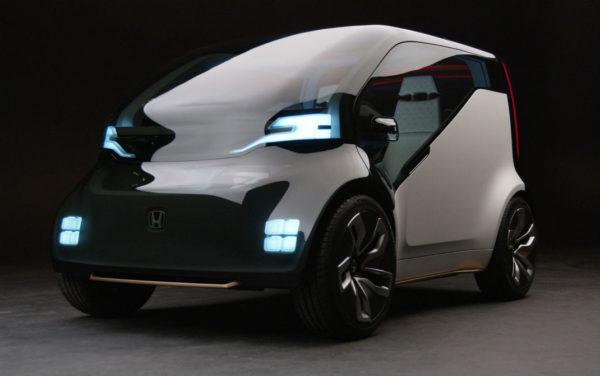 Concept Car Honda 600x376