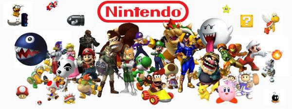 Nintendo 600x225