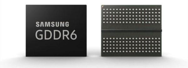 Samsung 16gb Gddr6 Memory 600x218