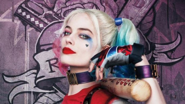 Suicide Squad Margot Robbie Harley Quinn 600x338