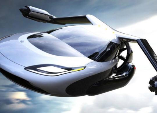 terrafugia voiture volante