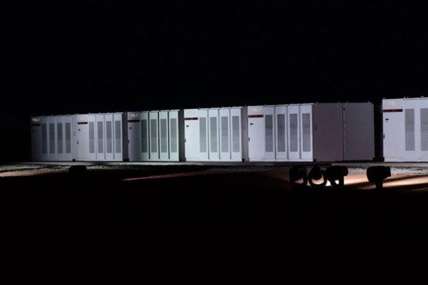 Tesla Batterie Geante 600x400