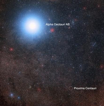 Alpha Et Proxima Centauri Width1024 443x450