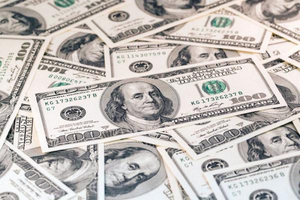 Billets Dollars 600x400