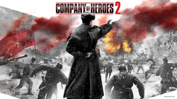 Company Of Heroes 2 600x338