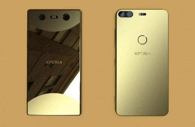 Fuite Sony Xperia Bordures Reduites 2