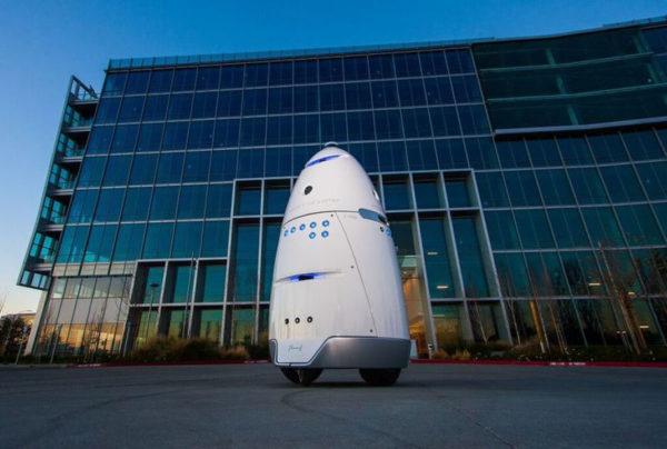 K9 Robot 600x404