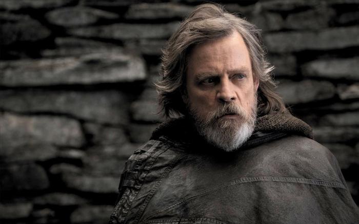 Luke Skywalker Star Wars Les Derniers Jedi