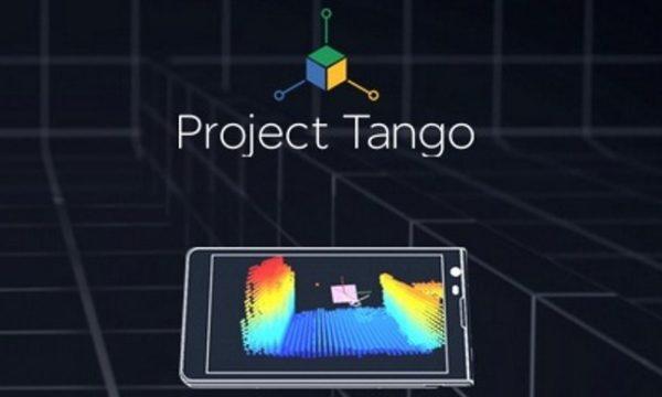 Project Tango Website Screenshot 600x360