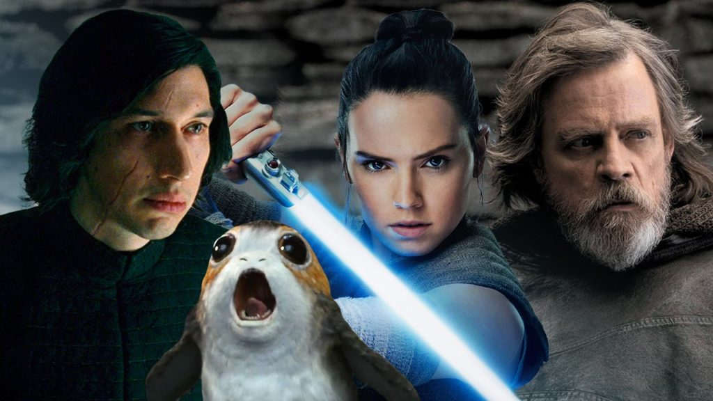 Star Wars Les Derniers Jedi Kylo Ren Rey Luke Skywalker 1024x576