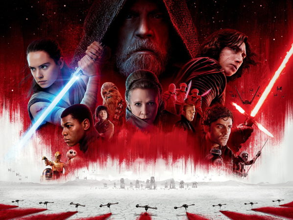Star Wars The Last Jedi 598x450