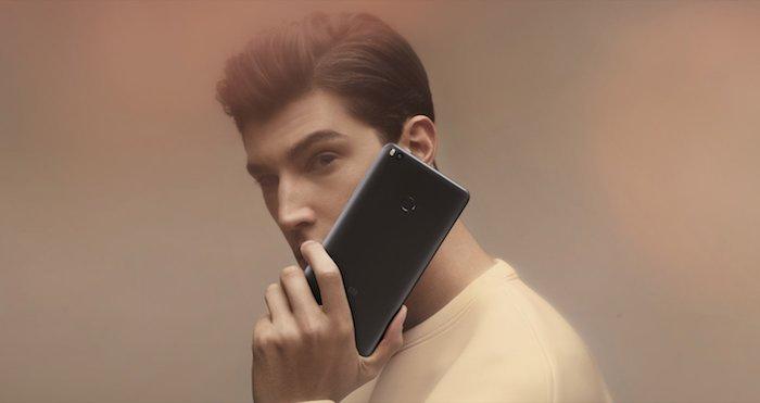 Xiaomi Mi Max 2 Arriere