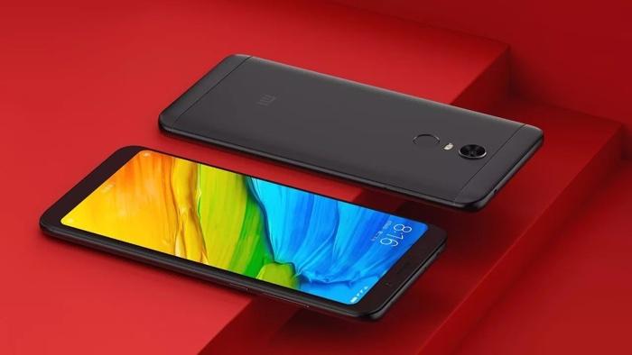 Xiaomi Redmi 5 Et Redmi 5 Plus Officiel Avant Arriere