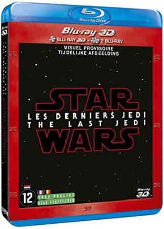 Blu Ray Star Wars VIII 323x450