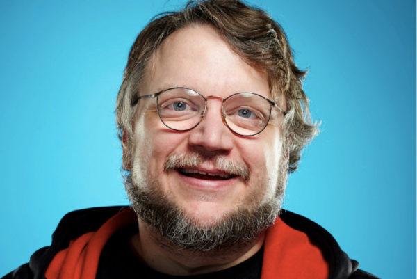 Guillermo Del Toro 600x401