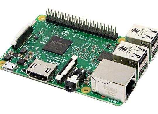 raspberry Pi model 3