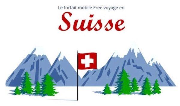 Romaing Free Mobile Suisse 600x355