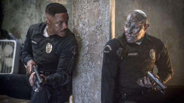 Will Smith Ward Joel Edgerton Jakoby Humain Orc Netflix Bright 600x337