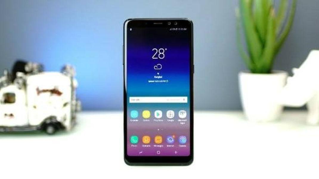 1samsung Galaxy A8 2018 3