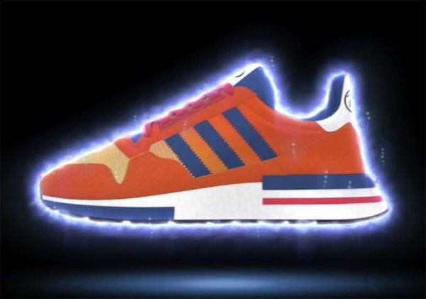 Adidas DragonBallZ Goku 600x421