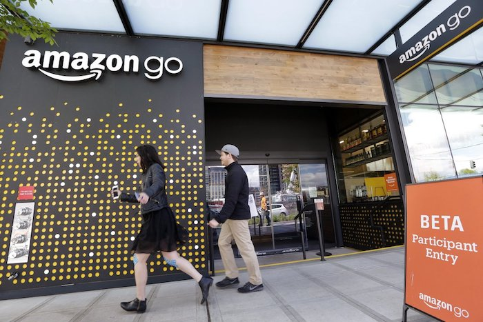 Amazon Go Boutique