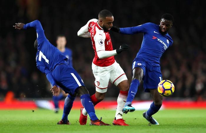 Arsenal Vs Chelsea Football