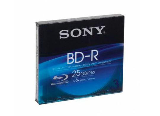 Blu Ray enregistrables