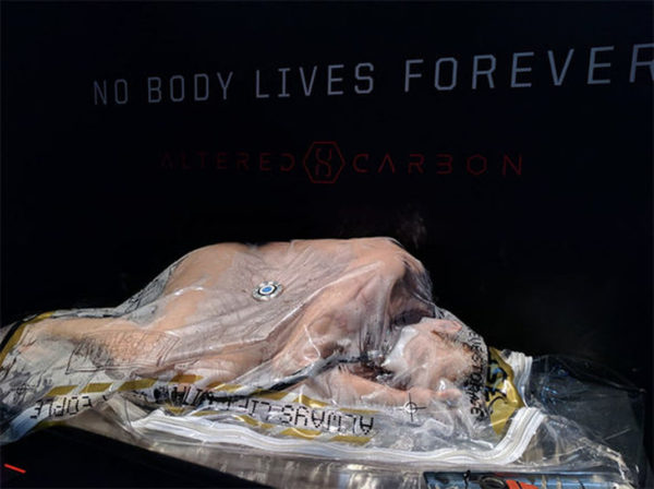 CES 2018 Netlfix S Altered Carbon Booth 1190029 600x448