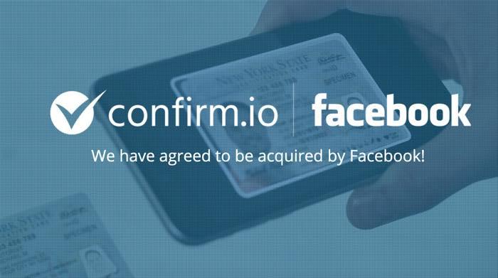 Facebook Rachete Start Up Confirm