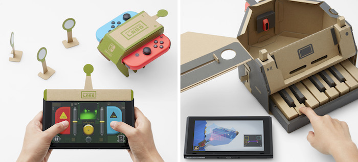Nintendo Labo Toy Con Switch 1
