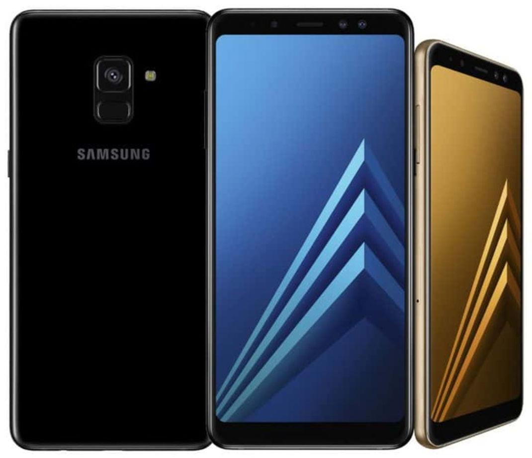 Samsung A8 2018 3