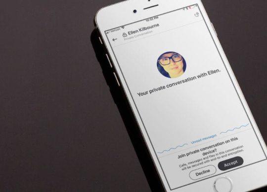 Skype Chiffrement Bout en Bout