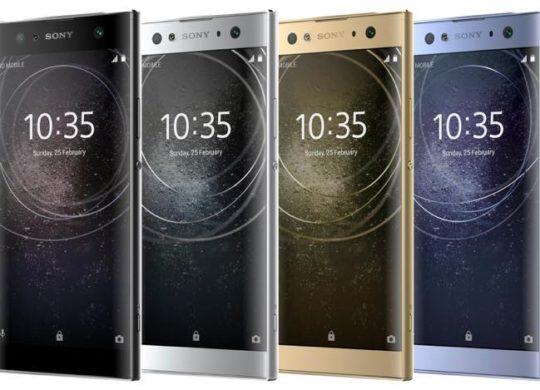 Sony Xperia XA2 Avant