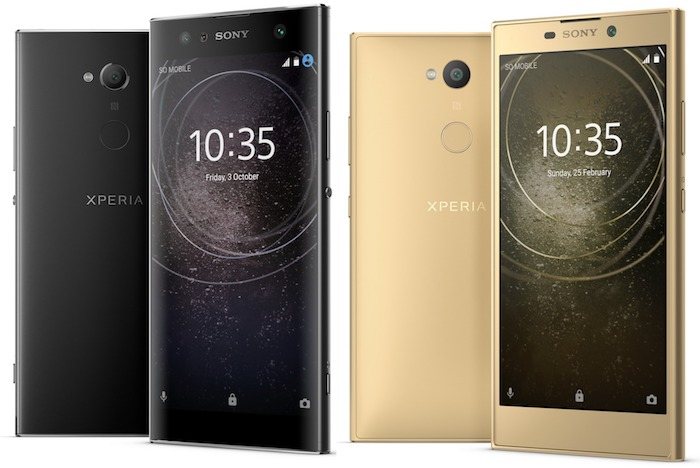 Sony Xperia XA2 Ultra Et Xperia L2