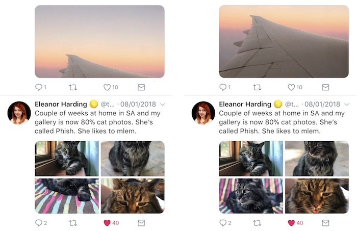 Twitter Machine Learning Cadrage Photo