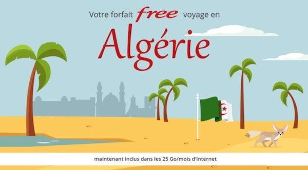 Free Mobile Algerie 600x332