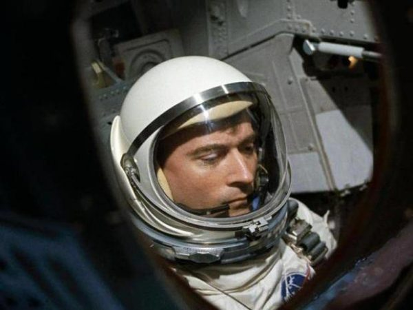 John Young Astronaut 600x450