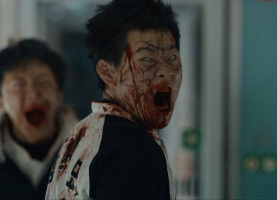 un dernier train pour busan – zombies