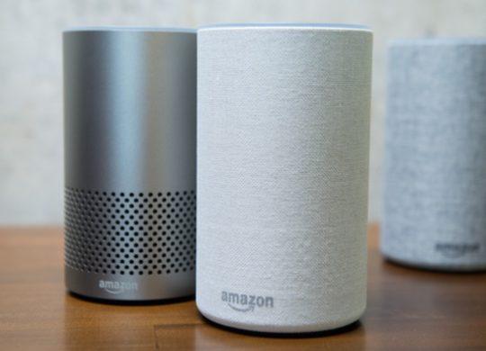 Amazon Echo Nouveaux Modeles