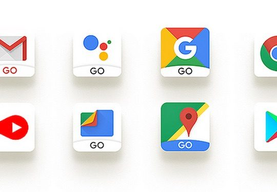 Android Go Applications