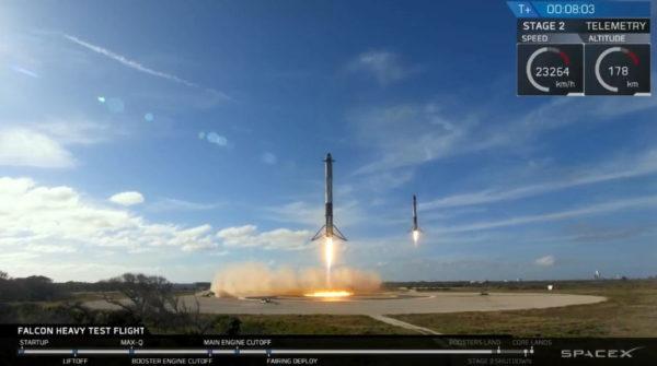 Falcon Heavy Deux Lanceurs 600x335